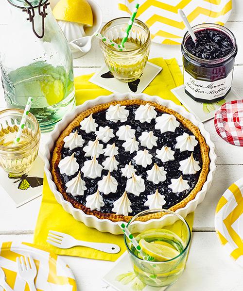 Bonne Maman, Kuchen;Heidelbeere, Zitronenkuchen