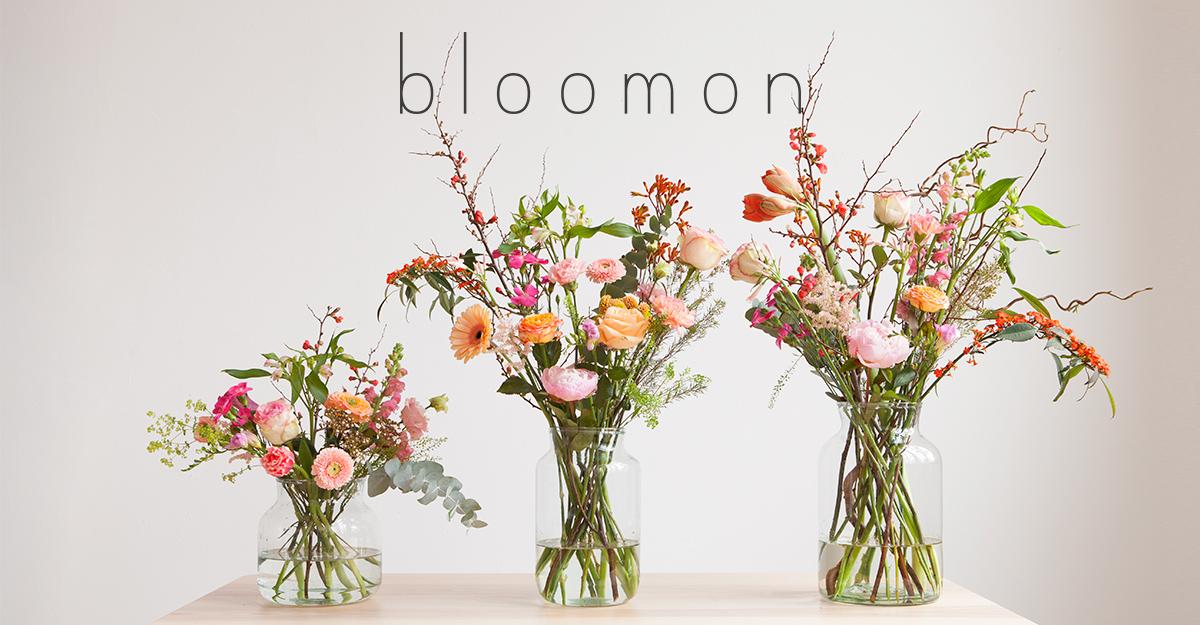 bloomon – Der Weg der Blumen