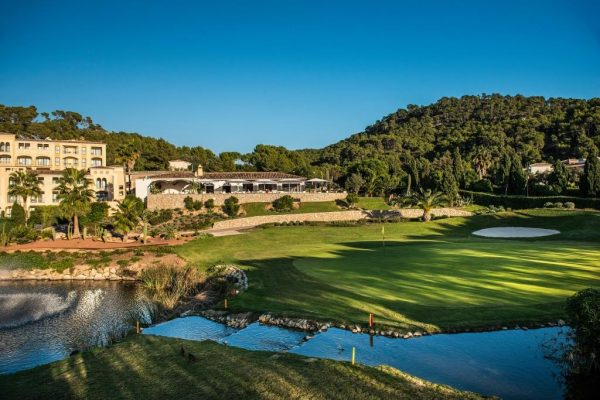golf, mallorca, resort, steigenberger