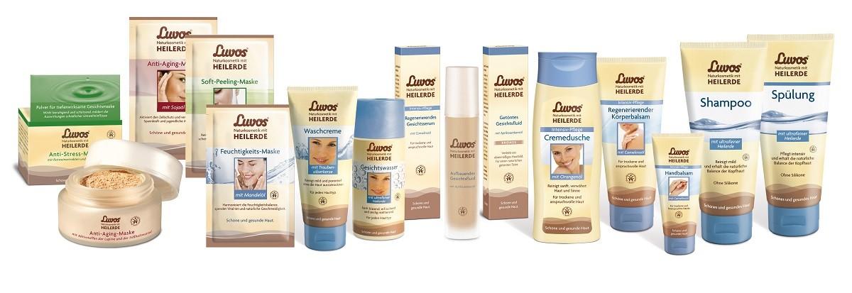 Luvos® Heilerde – Das beste Heilmittel der Natur