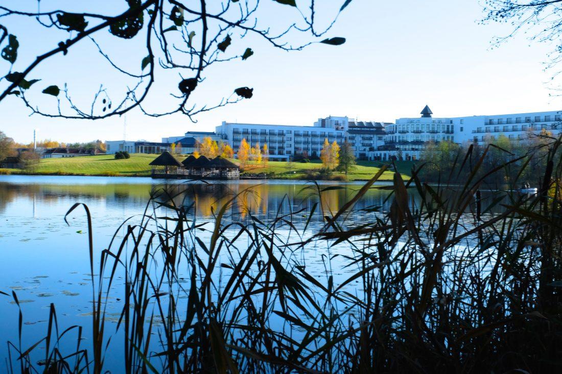 Litauen,Vilnius resort, Golfresort
