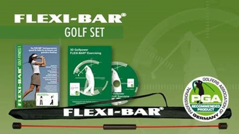 Flexi bar, Golf Set