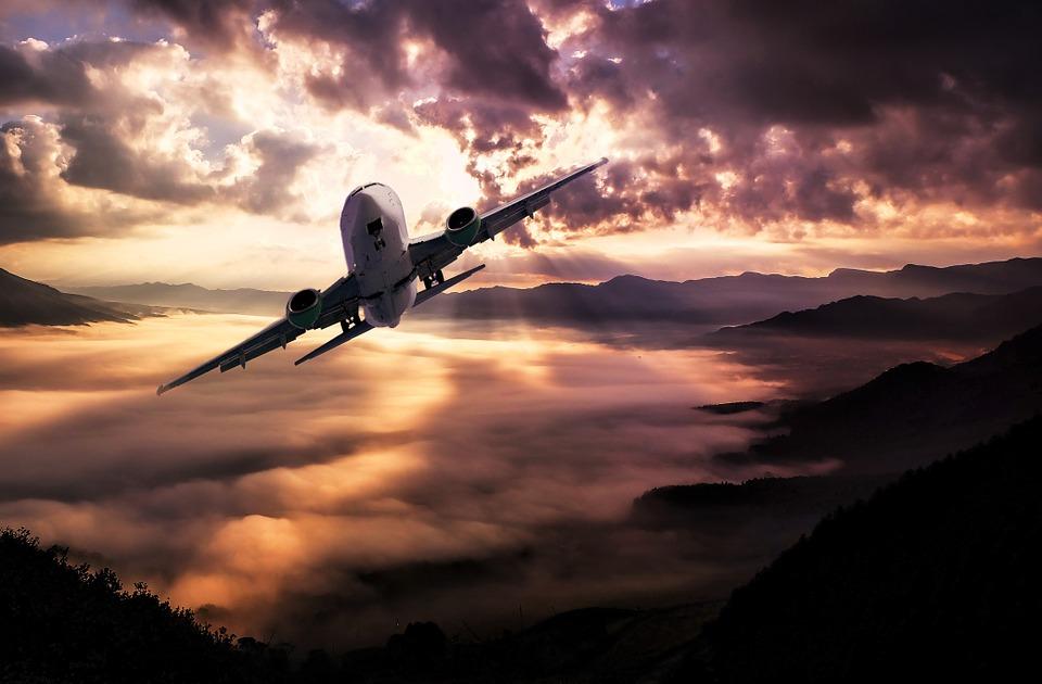 Flugzeug Golfconcierge