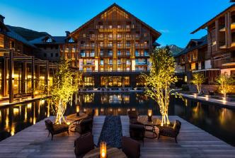 The Chedi Andermatt Schweiz