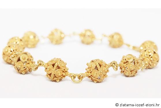Armband,Gold