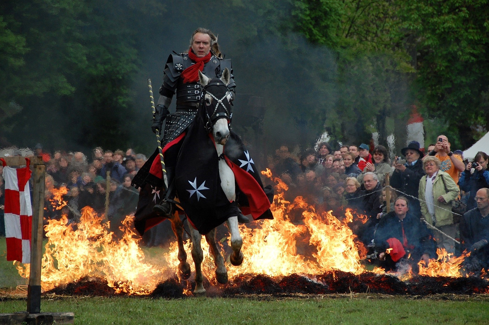 Spectaculum – das größte reisende Mittelalter-Festival der Welt