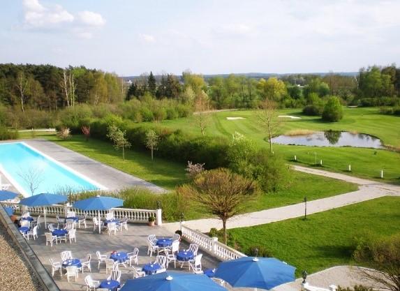 Pool, Terasse, Golf Resort
