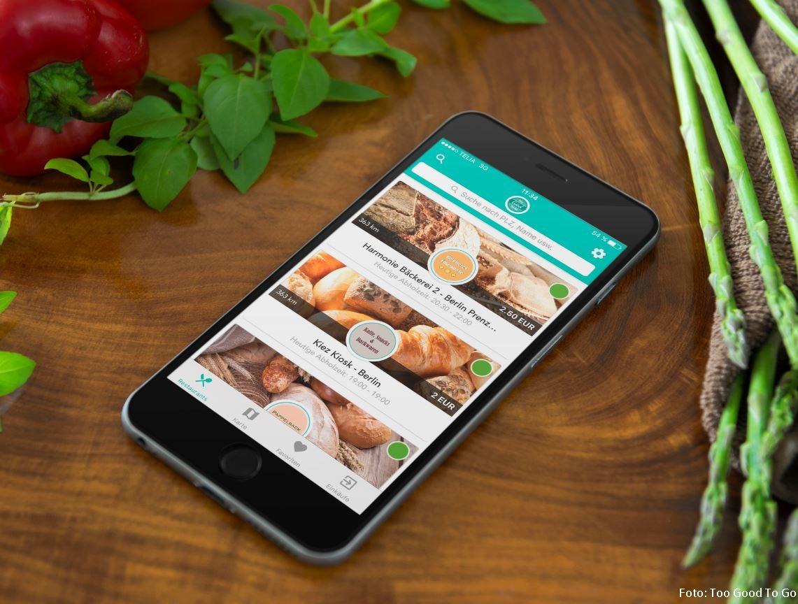 Lebensmittel, Handy