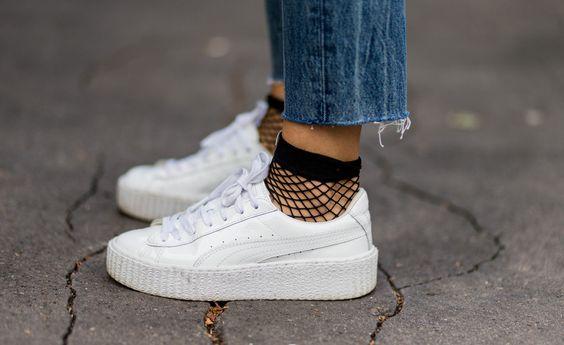 Sneaker – wieder strahlend weiß