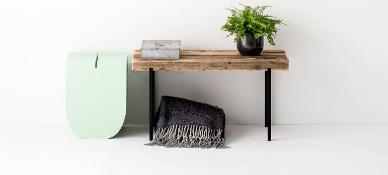 weld & co: Möbel aus echtem Altholz