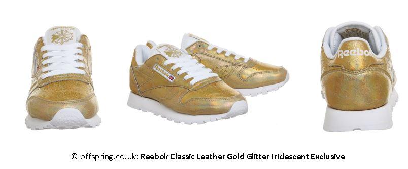 Schuhe,Gold,Reebock