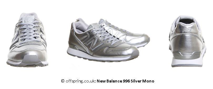 Schuhe,Silber,New Balance