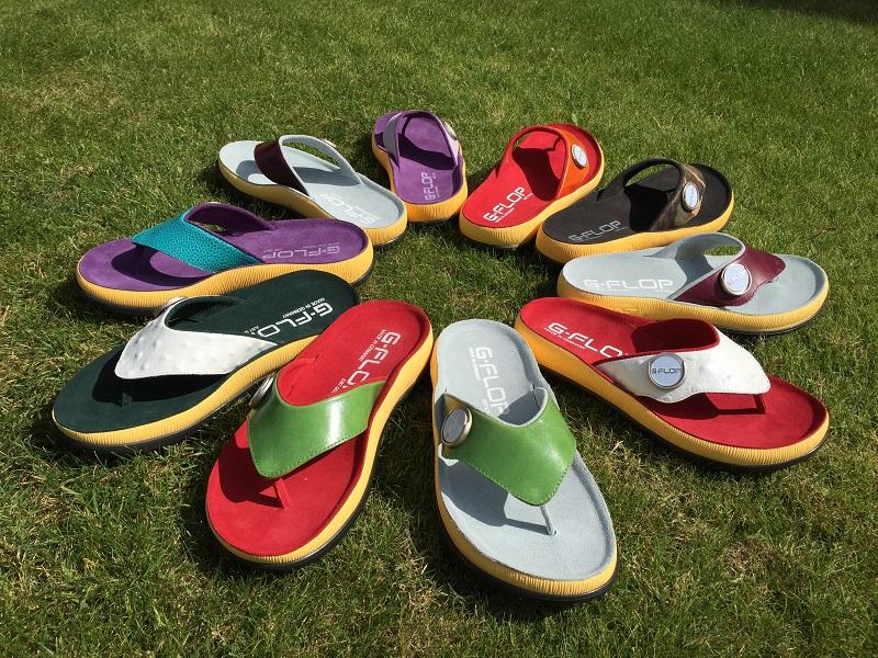 G-FLOP – Der Golfschuh