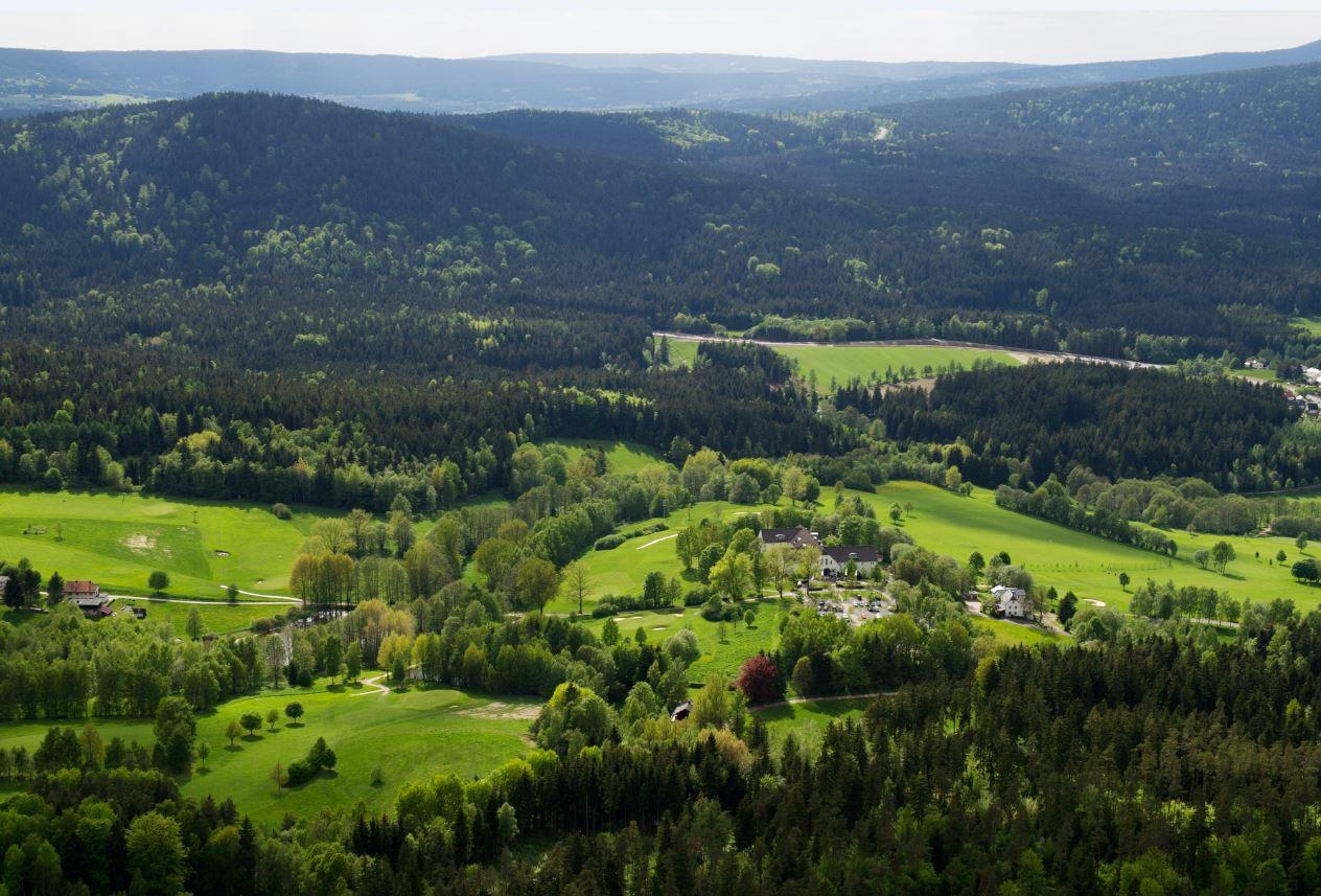 Landschaft,Gruen