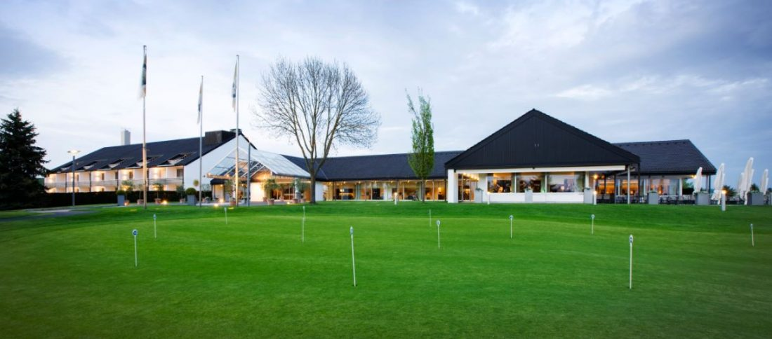 Golfplatz,Haus