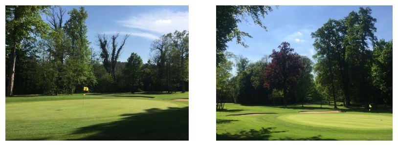 Golfplatz,Loch