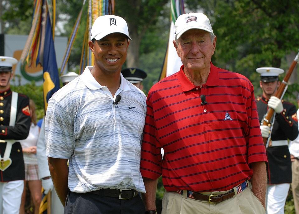 Der neue Tiger Woods- gibt es Ihn?