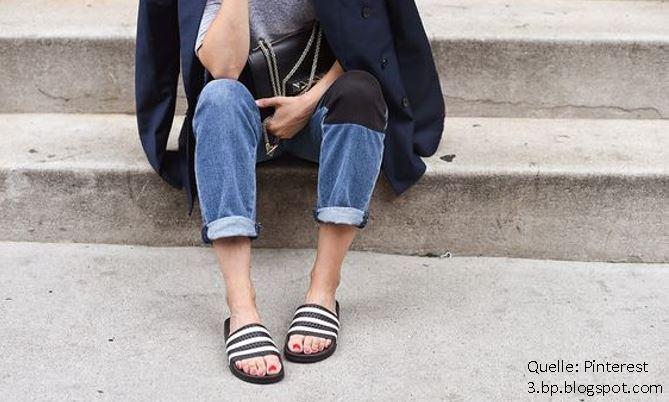 Somemr trend 2017,Schuhe,SChlappen