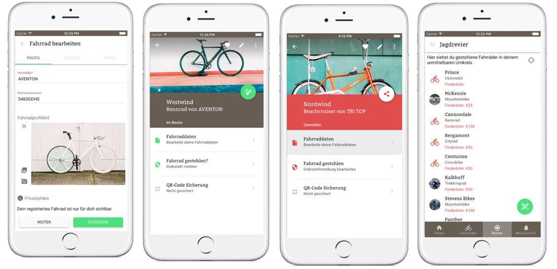 diebstahlsicherung,App,Handy