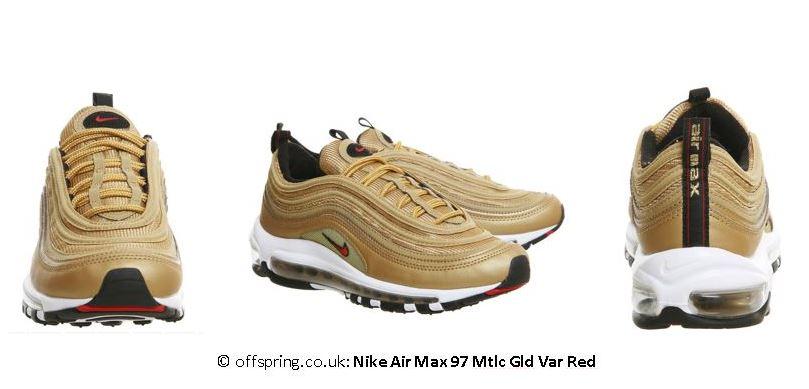 Schuhe,Gold,Nike