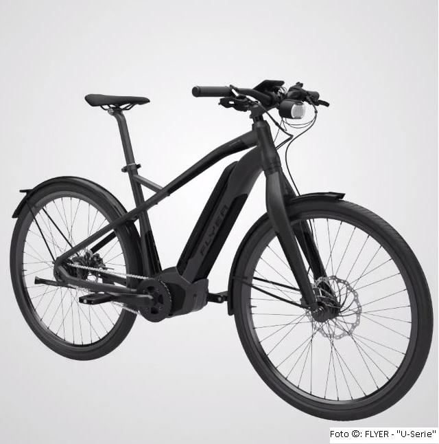 u-serive,FAhrrad,elektro fahrrad