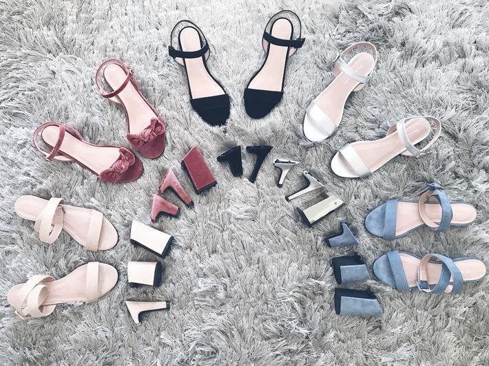 Schuhe,Absatz