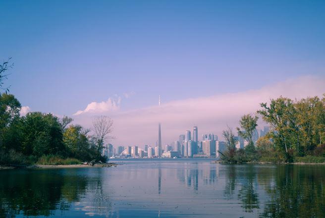 See,Skyline,TV-Turm,Fernsehturm