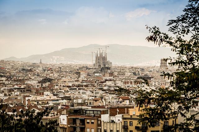 barcelona. spanien, stadt