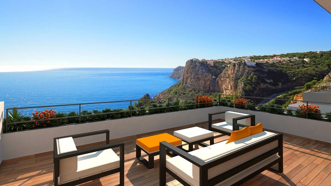 Sonne. Meer. Golf. Traumdomizile an Spaniens sonnenverwöhnter Costa Blanca.