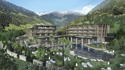 5-Sterne Andreus Golf Lodge in Südtirol