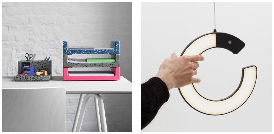 Funktionalen Schreibtischskulpturen von Mark Braun