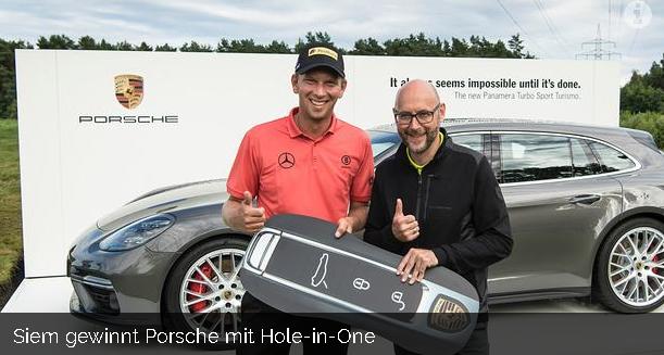 Porsche European Open