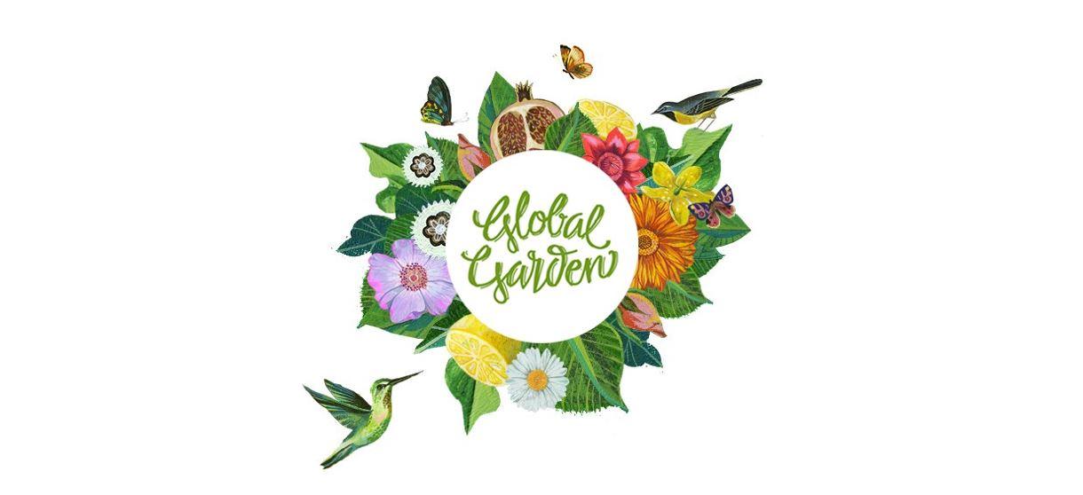 Global Garden – Weleda sendet dich auf eine Weltreise
