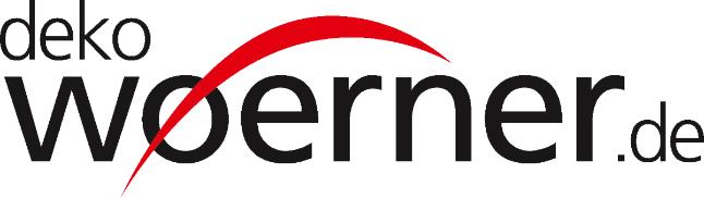 Deko woerner, Logo