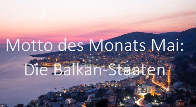 Balkan Staaten