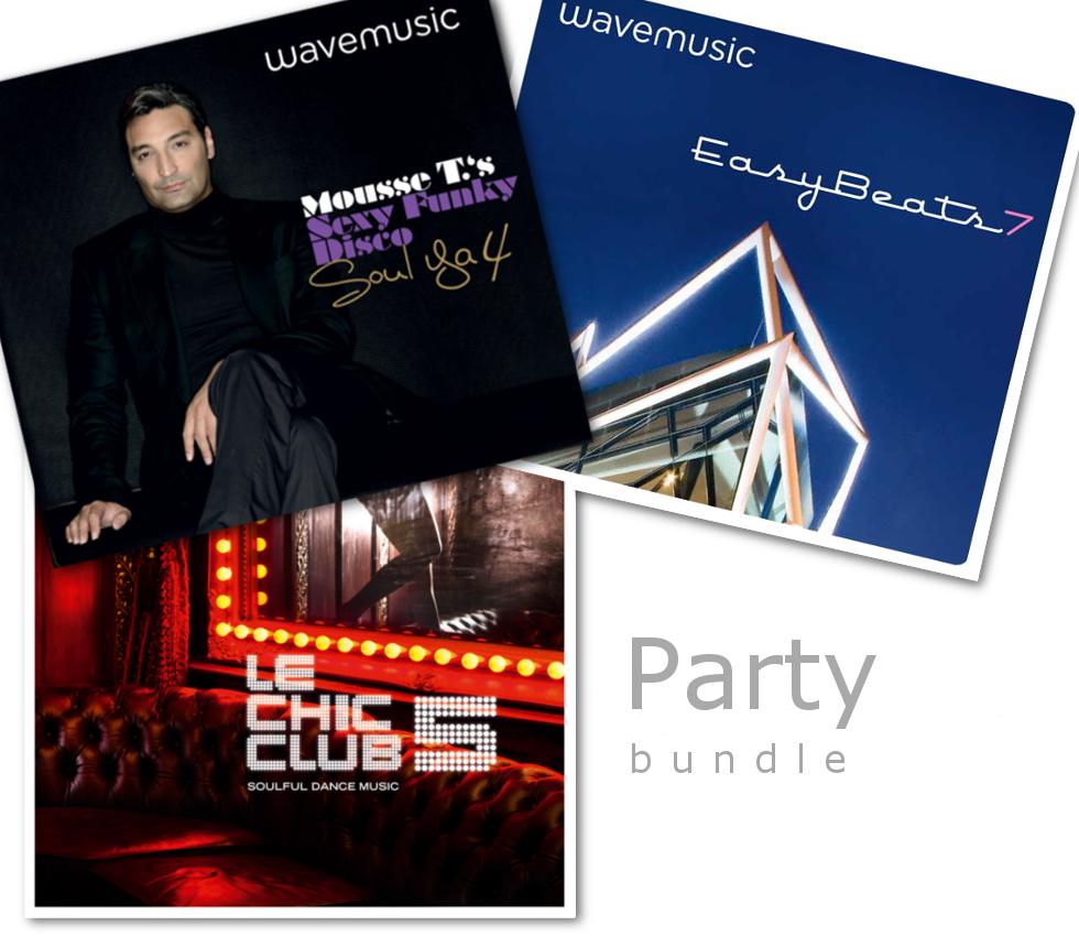 Der perfekte Mix für Ihre Party