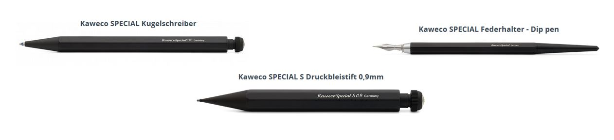 Special,black,Schreibgeraete