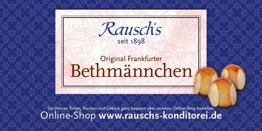 Original Frankfurter Bethmännchen im Herzen Bornheims