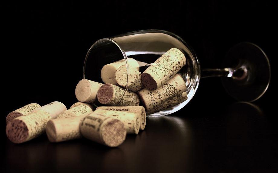 Wein, Glas