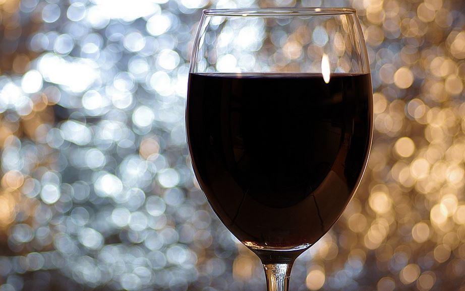 Wein, Glas, Getraenk