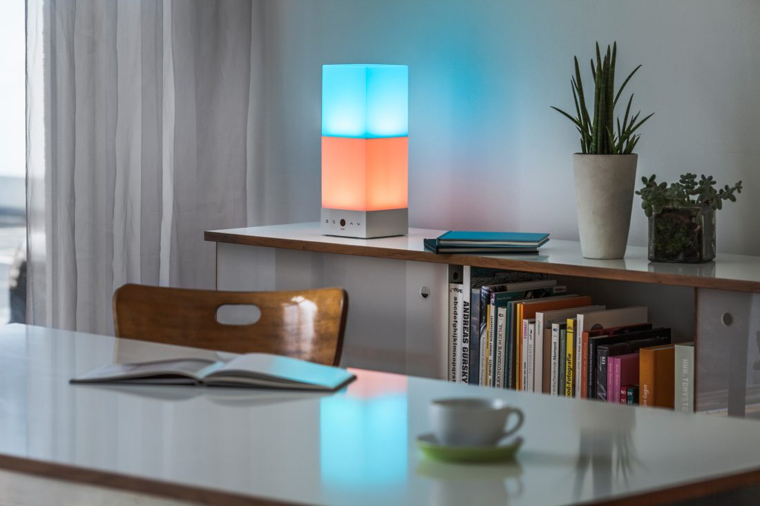 die wirkung von farben und farblicht lic24. Black Bedroom Furniture Sets. Home Design Ideas