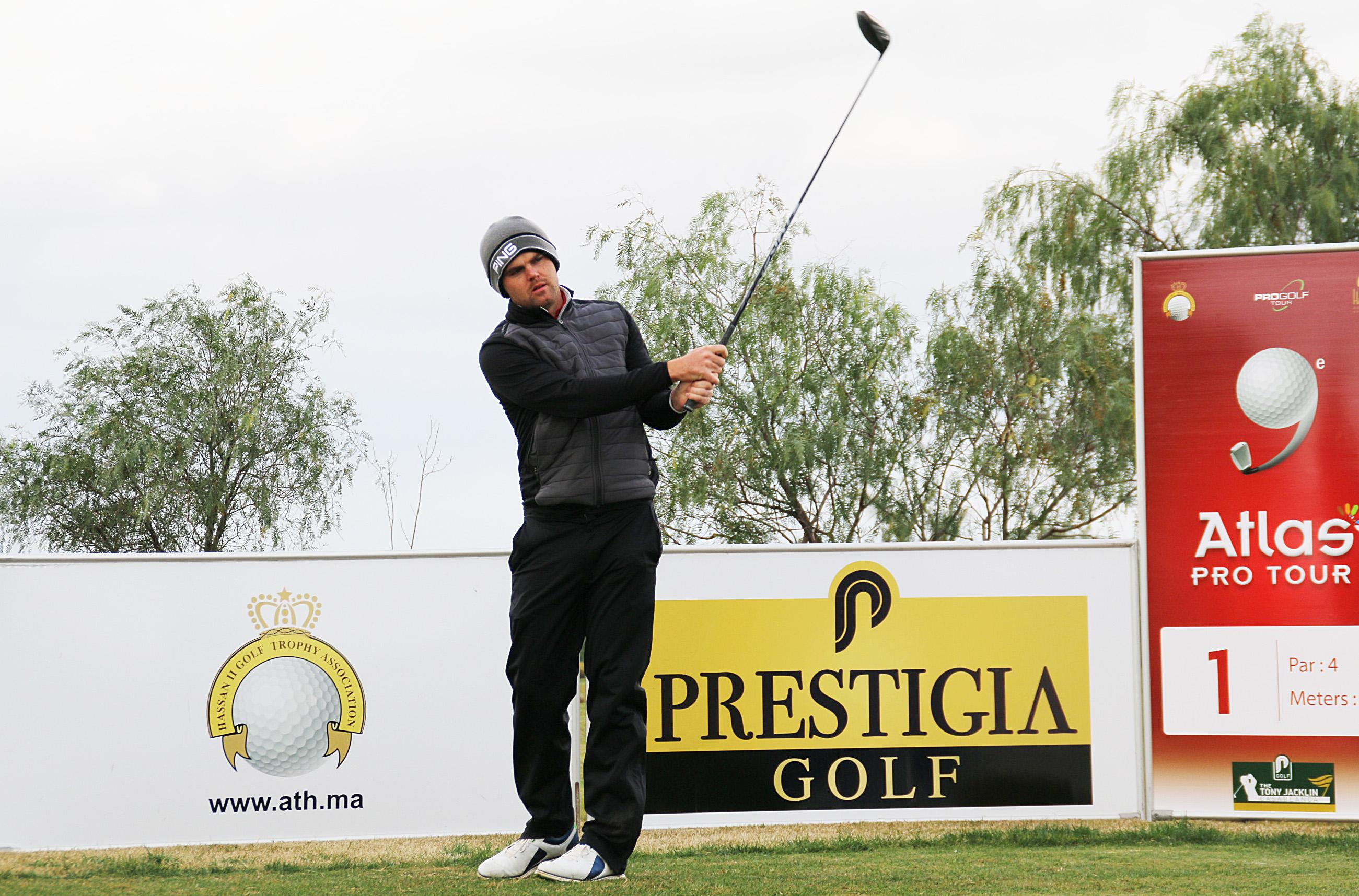 Casablanca: Der Schotte Liam Johnston triumphiert bei der Open Prestigia 2018