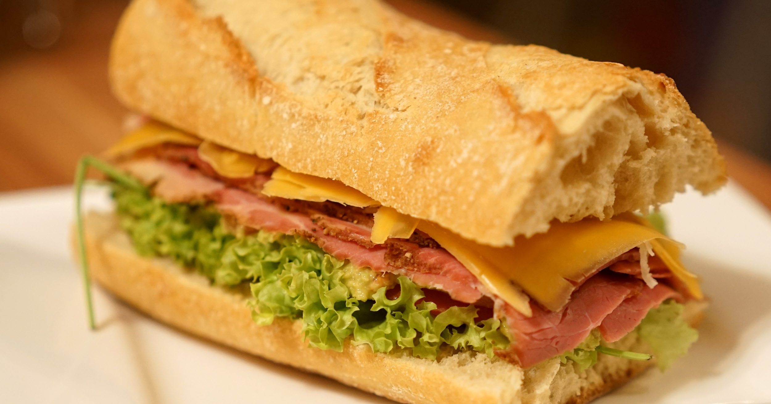 Pastrami Sandwich Mexican Desire