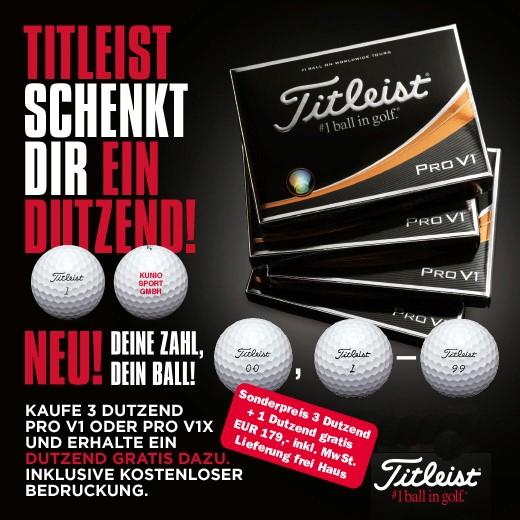 LiC TiPP: Golfballangebot