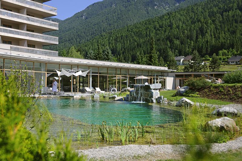 Wellness und Dolce Vita im Grand Hotel Imperial, Trentino, Italien