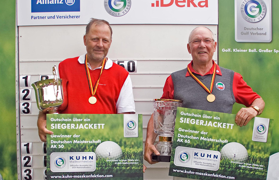 DGV | Deutsche Meisterschaften im Hamburger GC