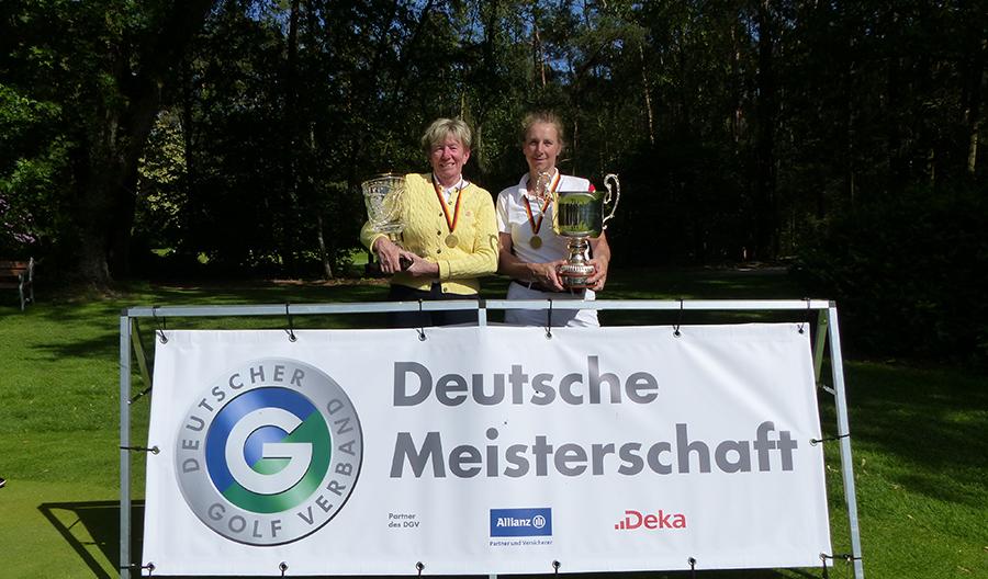 DGV | Souveräne Siege für neue Deutsche Meisterinnen