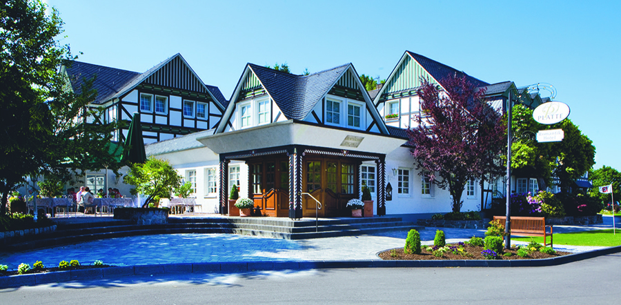 Hotels auf dem Golfplatz | Romantik Hotel Platte