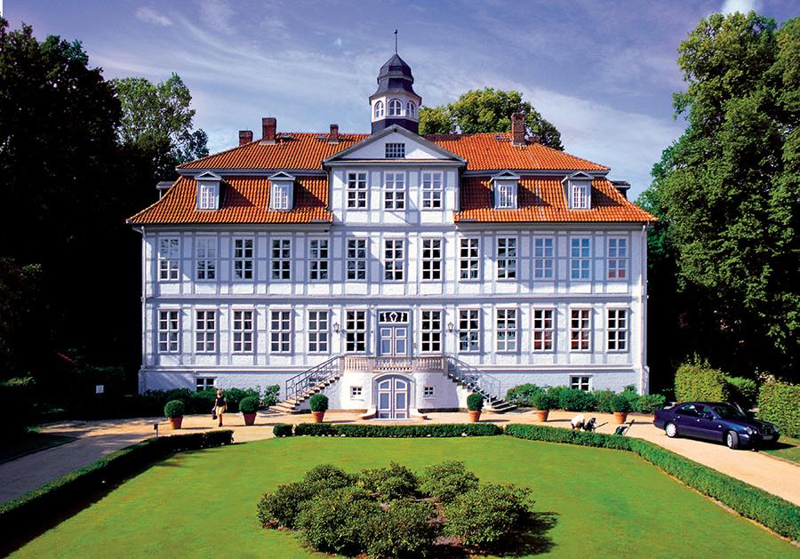 Hotels auf dem Golfplatz | Schloss Lüdersburg