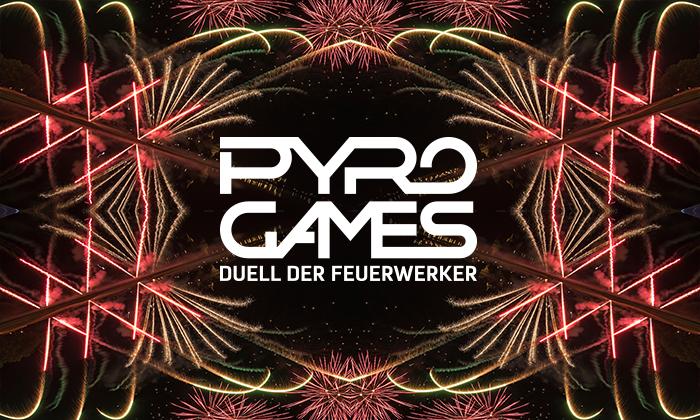 Pyro Games 2018 – Duell der Feuerwerker